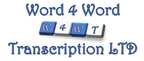 Word 4 Word Transcription reviews