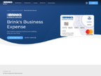 Brink' Business Expense reviews