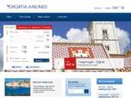 Croatia Airlines reviews