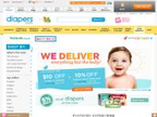 Diapers.com reviews