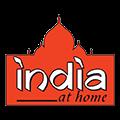 INDIA AT HOME reviews