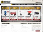 Northern Tool + Equipment reviews