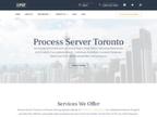 Process Server Toronto reviews