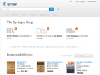 Springer Shop reviews