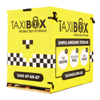 TAXIBOX mobile self-storage reviews