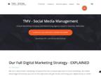 TMV - Social Media Management reviews