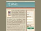 TRADUSET. Translation services/ Agencia de traducción/Übersetzun reviews