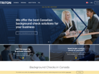 Triton Background Checks reviews