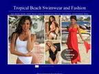 Tropical Beach Swimwear & Fashion reviews